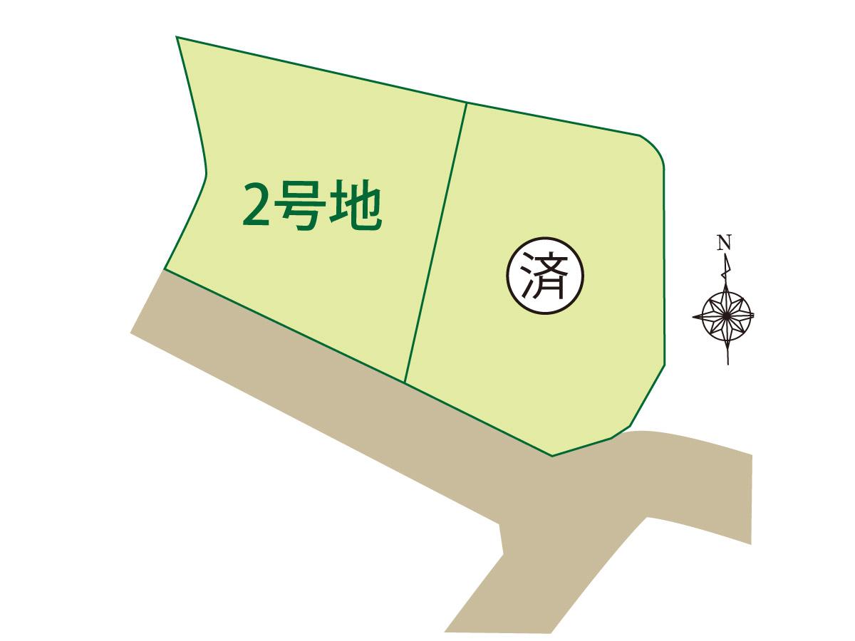 野中町区画図