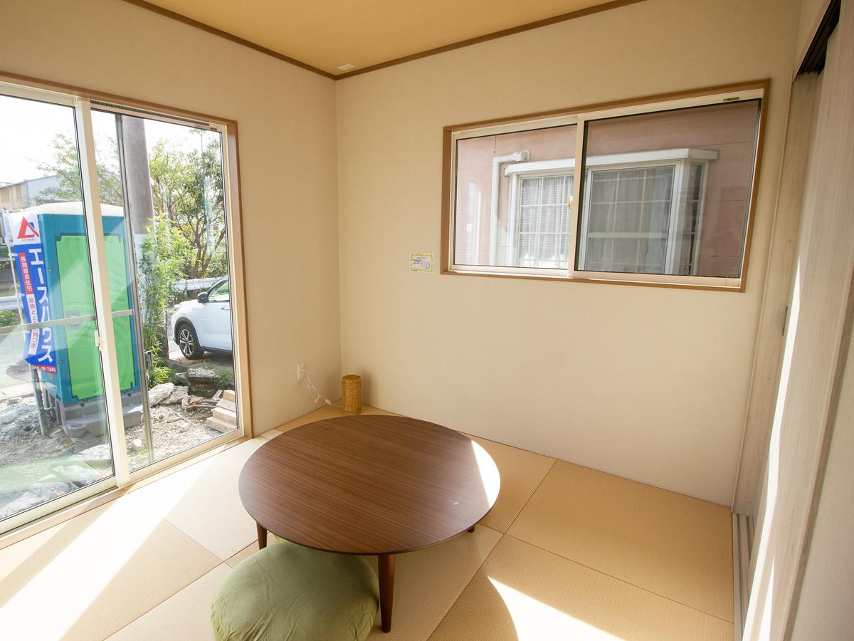 広田平屋モデルハウス