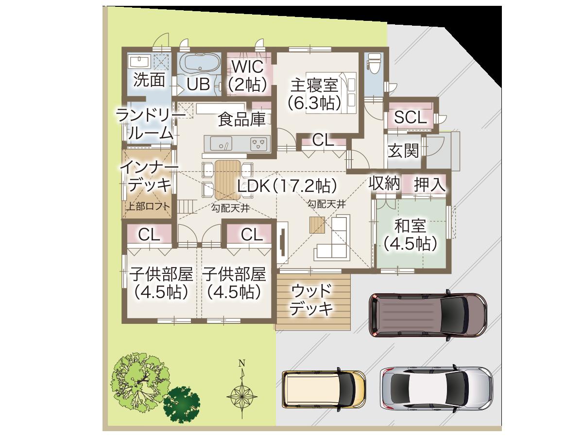 尼寺モデルハウス