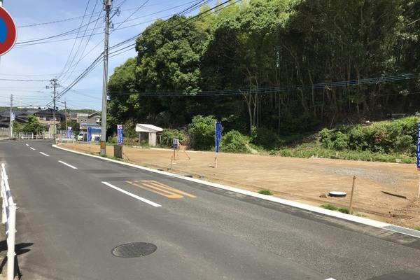 エースステージ新田Ⅱ 分譲地