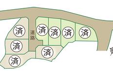 エースステージ黒髪Ⅰ 分譲地(完売御礼!)のサムネイル