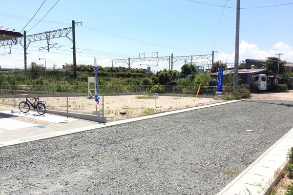 <佐賀市>鍋島町 分譲地