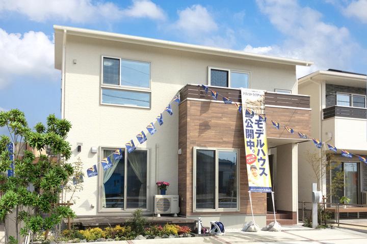 エースステージ広田 Ⅱ期モデルハウス公開中!のサムネイル