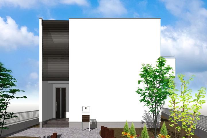 エースステージ新田Ⅱ Ⅰ期モデルハウス建築予定!のサムネイル