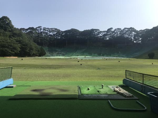 ゴルフ練習③