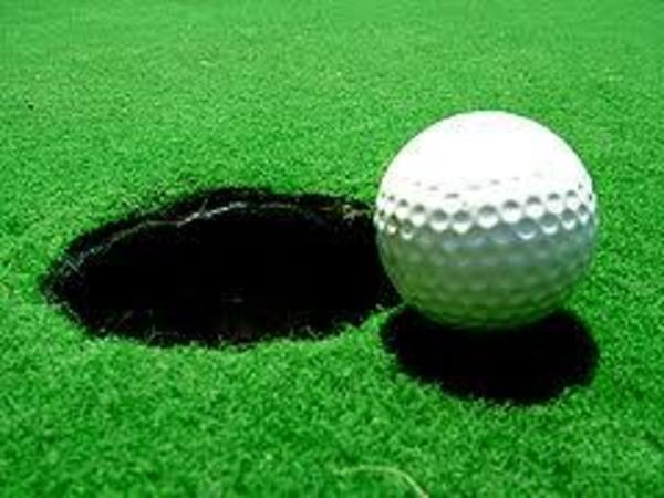 ゴルフ練習①