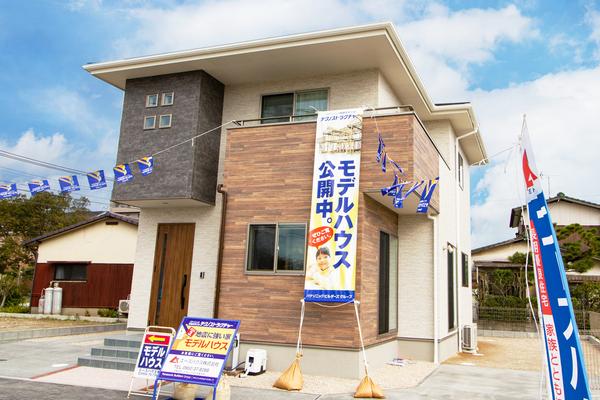 地震、台風、災害に強い!パナソニック耐震住宅工法 巨勢モデルハウス(佐賀市巨勢町)