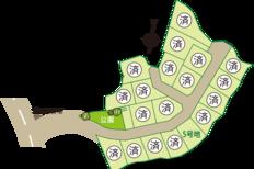 エースステージ黒髪Ⅱ 分譲地のサムネイル